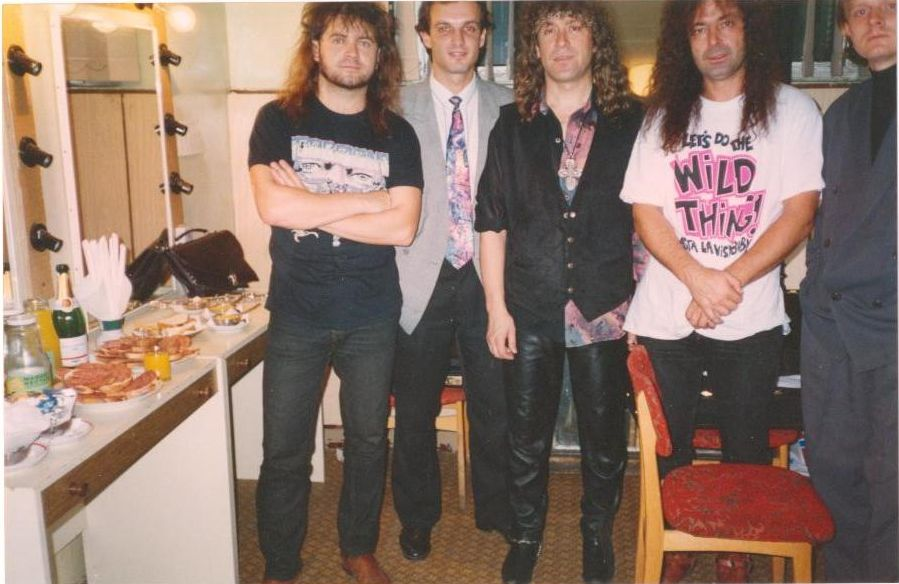 «Парк Го́рького» (Górky Park) — советская, американская и российская рок-группа,...